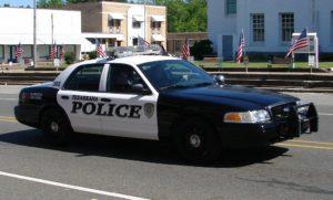 Texarkana Arkansas Police No Shave November benifits Shop With a Cop