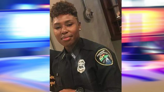 Shreveport Police Officer Killed