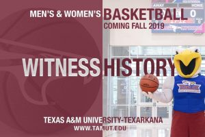 A&M Texarkana basketball