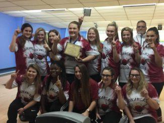 arkansas high girls bowling championship