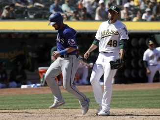 pinder's single a's past rangers