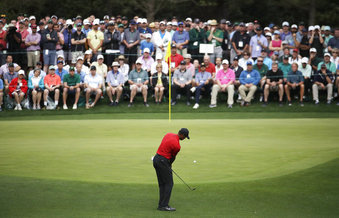 Tiger Woods Masters title
