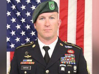 decorated U.S. soldier dies afghanistan