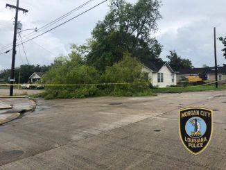 Barry's flood threat lingers