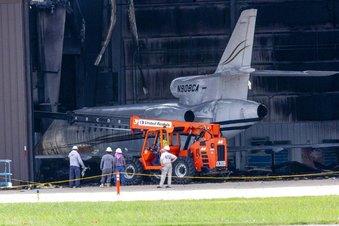 ntsb addison texas plane crash