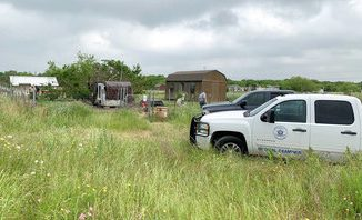 texas man eaten by own dogs
