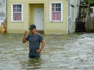 barry remnants cause southwest arkansas flooding