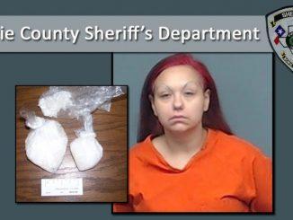 methamphetamine arrest