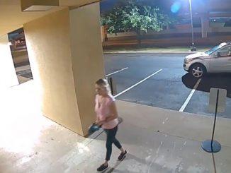 woman breaks into botox clinic