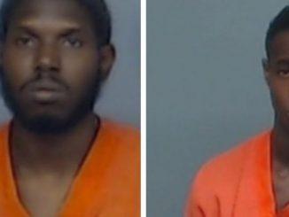 Texarkana men and juvenille burglary