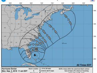 hurricane dorian pummels bahamas