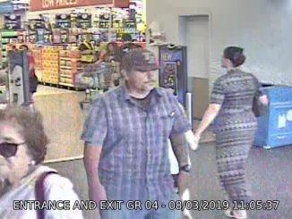 Man saved baby El Paso Walmart shooting identified