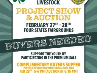Bowie County Project Show Auction
