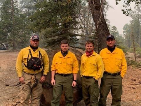 Texas Strike Team 141.