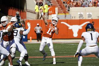 No. 22 Texas